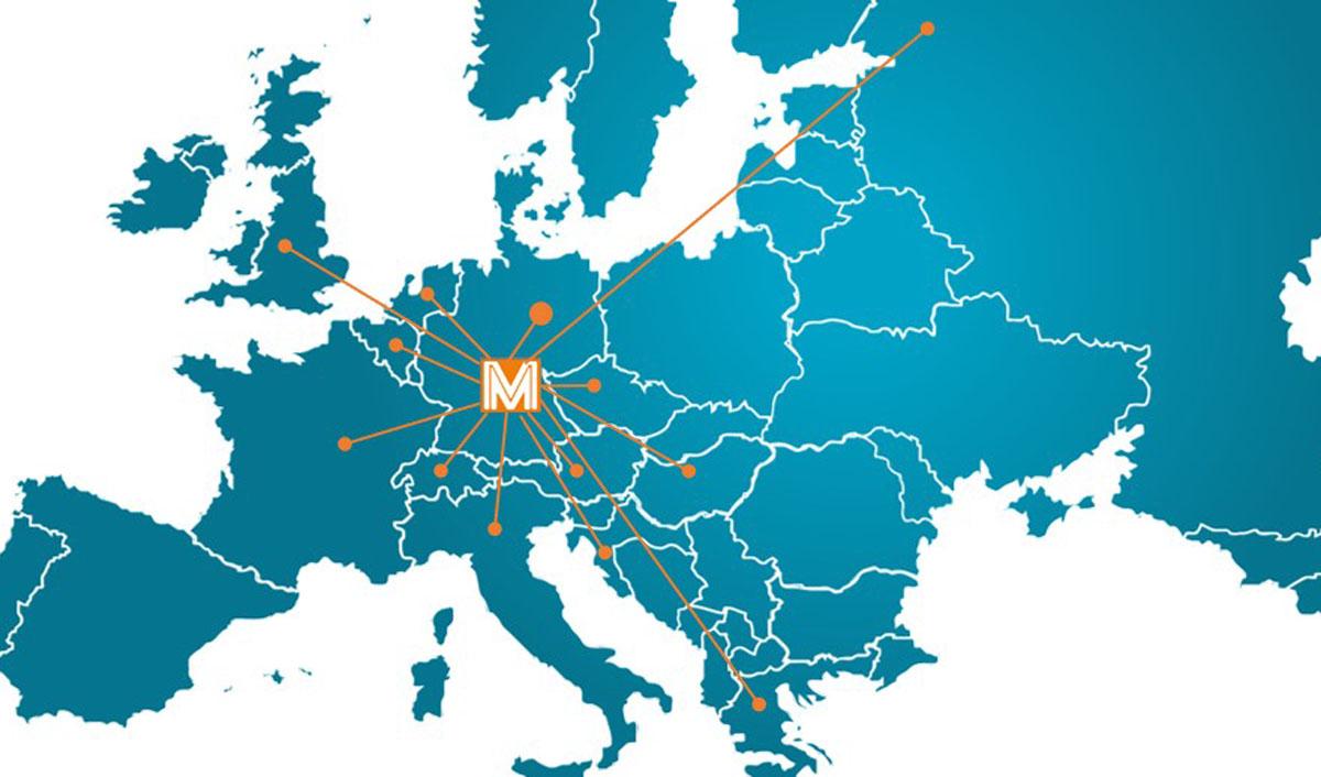 Mäusbacher - von Sonnefeld-Hassenberg in alle Welt