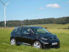 BMWi3 Elektoauto
